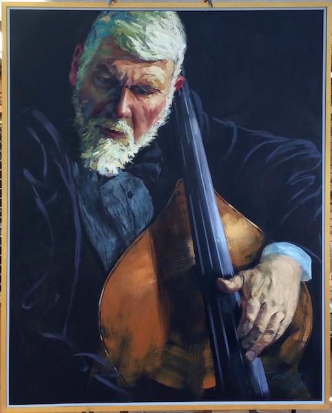 Musician Andrew Bierdermann by Johnny Huang